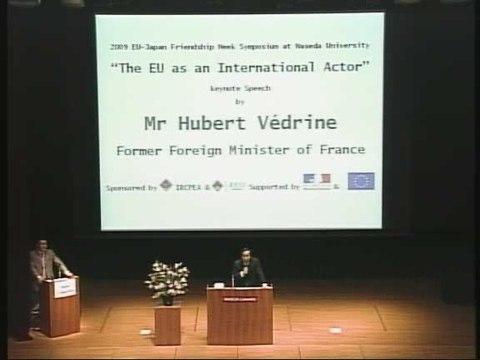 L'UE en tant qu'Acteur International, introduction