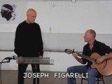 Joseph Figarelli chants corses Ajaccio Corsica