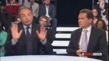"""Jean-François Copé dans """"A vous de Juger"""" le 23/04/09 (2/3)"""