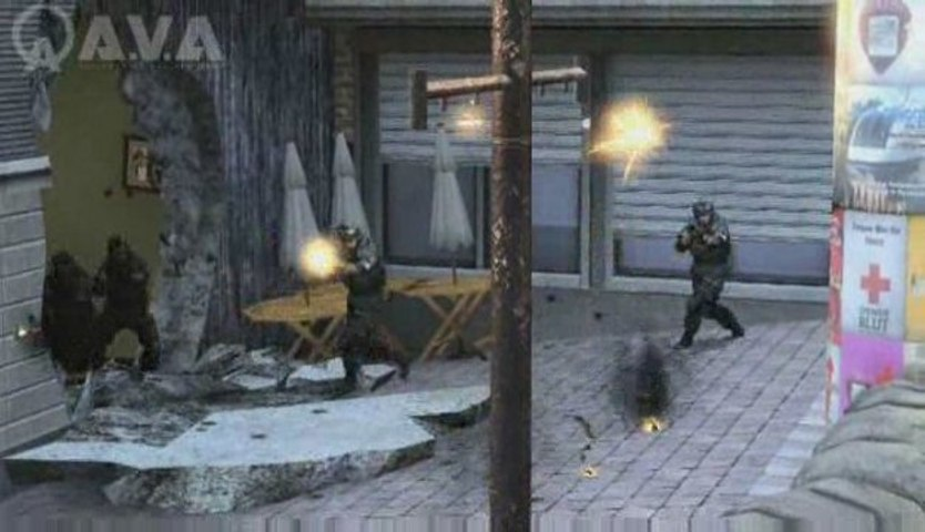 Alliance of Valiant Arms E3 Trailer 2