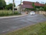 rallye luronne 2009 ruchty 206 xs