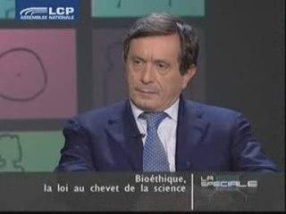 Bioéthique : Jean-Sébastien Vialatte sur LCP-AN