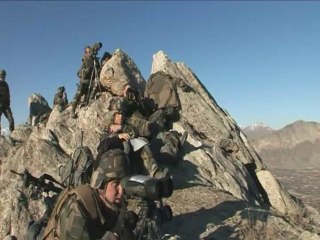 L'armée de Terre en Afghanistan