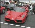Ferrari contre le cancer circuit val de vienne 86 vigeant