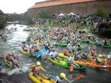 Départ des 24 heures kayak 2009 dimanche 07 / 06 / 2009
