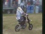 free style cyril porte moto festival bouchain 2009