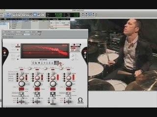 Ohmicide:Melohman drum hero by Matt Walker