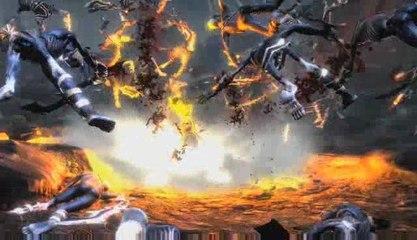 Trailer de God of War 3