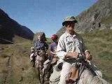 Traversée des Pyrénées à cheval