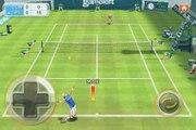 Real Tennis 2009 - Jeu iPhone / iPod touch Gameloft