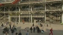 Architecture! Renzo Piano - Centre Georges Pompidou (3 3)