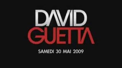 Guetta circus 2009