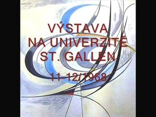 FROM SVATOBORICE TO ST. GALLEN 1968