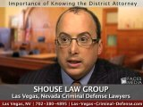 Las Vegas Attorneys: Knowing the District Attorney