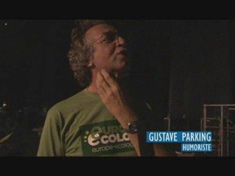 travail dimanche : Gustave Parking (humoriste)