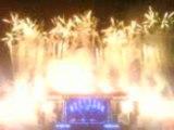 ACDC Stade Velodrome - Feu D'artifice Final