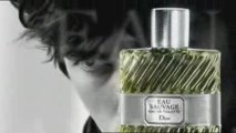 pub Eau Sauvage Christian Dior 2009