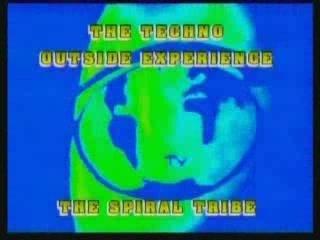 Spiral Tribe Teknival e