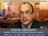 Southern California Attorneys: Knowing The District Attorney