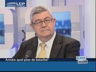 """Philippe Vitel dans """"Ça vous regarde"""" sur LCP-AN"""