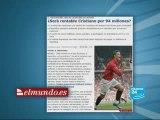 Cristiano Ronaldo: le transfert faramineux