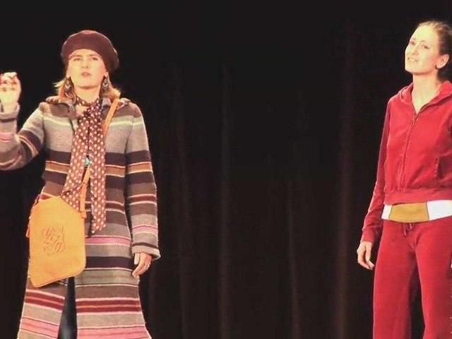 Théâtre Rumeurs de Jean-Michel RIBES