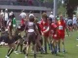 TOURNOI DE CASTANET 2009 - DE 11 ANS R.E.L.M. FACE AU RBC