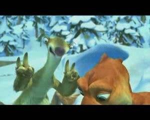 L'Age de glace 3 - Le Temps des dinosaures Bande annonce