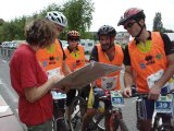 Saint-Just: Rallye Raid, la course d'orientation en VTT