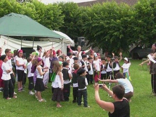 La chorale des élèves Musicavoult 2009 (2)
