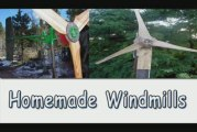 Homemade Windmills-Cheap Homemade Windmills