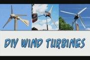DIY Wind Turbines-Make DIY Wind Turbines Cheaply & Easily