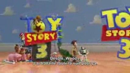 Toy Story 3 bande annonce sous titre français