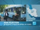 Iran: dozens arrested in crackdown on protesters