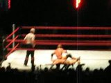 Triple H vs Orton