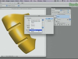 Create Iron Man Armor with Photoshop Textures - PixelPerfect