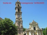 sortie vehicules historiques en Corse 14 06 2009