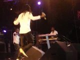 SHOW : ONE LOVE FESTIVAL - JAH CURE (JUIN 2009)