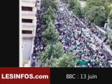 Iran: élections contestées et manifs anti-Ahmadinejad (zap)