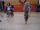 danse africaine spectacle du 13 juin 2009