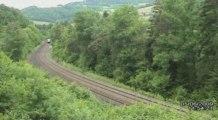 trains dans les sauvages Juin2009
