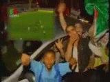 Algérie 3 -1 Égypte Liesse Populaire le 07 Juin 2009