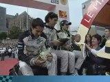 N.Prost de la Lola-Aston Martin : 24 heures du Mans – Parade