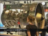 euronews - no comment - Salon du bourget