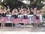 Spectacle de danse de Pomme, Parc du Luxembourg