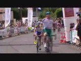 Championnats Rhône-Alpes cadets à Crémeaux (42) 14/06/09