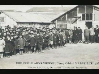 Les Arméniens à Saint Jérôme, un quartier de Marseille