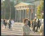 BERLIN  Ost und West Berliner Mauer