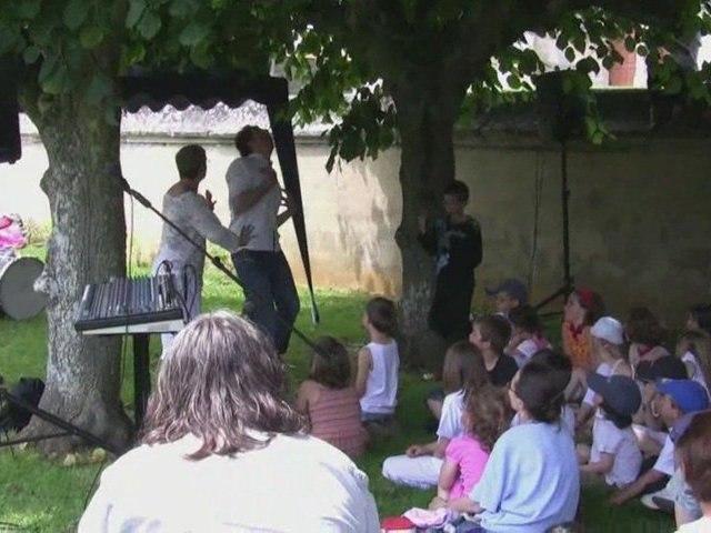 Colette Barbelivien et Olivier Schetrit Musicavoult 2009