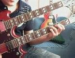 Kashmir - Led Zeppelin -  les petites astuces guitare de mat